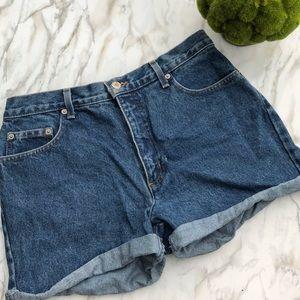 Rad Vintage London Jean Denim Shorts